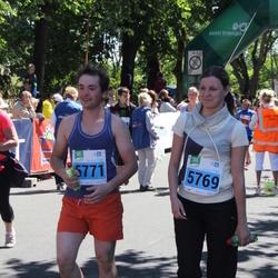 Narva Energiajooks - Veronika Baikova (5769), Aleksandr Steptsenko (5771)