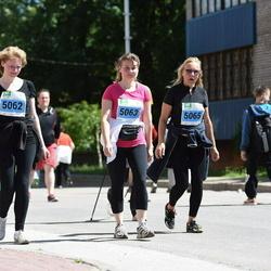Narva Energiajooks - Merle Poll (5062), Monika Karing (5063), Inge Kasesalk (5065)