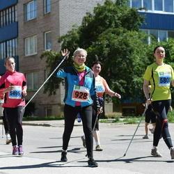 Narva Energiajooks - Taivi Oselin (928), Getriin Riimand (5495), Anna-Veronika Jool (5808)