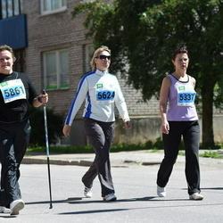 Narva Energiajooks - Irina Kiritšenko (5337), Svetlana Kriisk (5624), Sirje Neeme (5861)