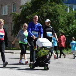 Narva Energiajooks - Anna Aitsen (5568), Jana Öebius (5737)