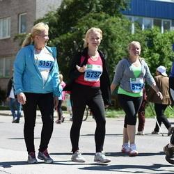 Narva Energiajooks - Monika Meschin (5157), Jana Öebius (5737), Kätlin Liiv (5754)
