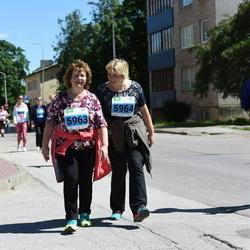 Narva Energiajooks - Vera Rohtsalu (5963), Katrin Lillbok (5964)