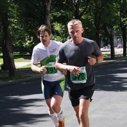 Narva Energiajooks - Indrek Aarna (195), Ando Hermsalu (378)