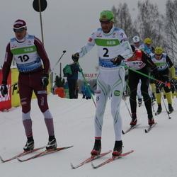 41. Tartu Maraton - Anders Aukland (2), Boerre Naess (19)
