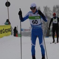 41. Tartu Maraton - Arto Arukuusk (60), Andrey Barkalov (149)