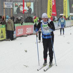 41. Tartu Maraton - Janis Kukk (2600)