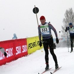 41. Tartu Maraton - Rein Eiger (312), Alari Kannel (333)