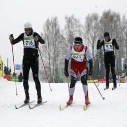 41. Tartu Maraton - Sergey Vlassov (216), Michal Tosner (961), Alar Reiska (978)