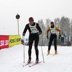 41. Tartu Maraton - Christer Andersson (295), Tõnu Pekk (343)