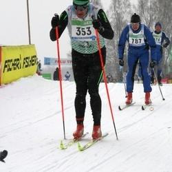 41. Tartu Maraton - Art Soonets (353), Eero Liivandi (787)