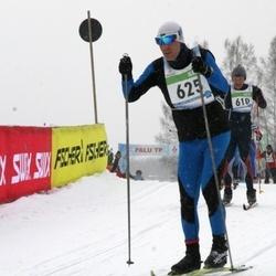 41. Tartu Maraton - Per-Ake Mattsson (610), Arno Bachaus (625)
