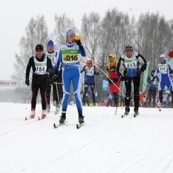41. Tartu Maraton - Grigoriy Novikov (316), Margus Malkus (613), Arne Peter Samuelsson (727), Lui Collenberg (730), Jarek Mäestu (849), Heleene Tambet (10016)