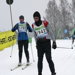 41. Tartu Maraton - Pilvi-Heli Vettik (1707), Artur Gornischeff (1942)