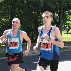 Narva Energiajooks - Mikhail Suslov (79), Sergey Azhens (708)