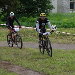 Jõelähtme VIII rattamaraton - Allan Berg (38), Kalev Sildaru (104)
