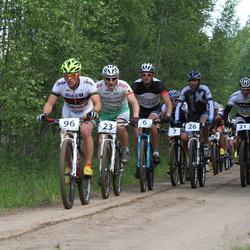 Värska GP - Taaniel Tooming (6), Rait Pallo (21), Tarmo Mõttus (23), Tiimo Tõnisson (26), Margus Sirvel (96)