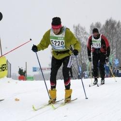 41. Tartu Maraton - Aare Piire (2155), Andre Kull (5220)