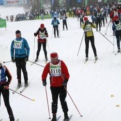41. Tartu Maraton - Malle Rohtla (1603), Aare Aasa (1767), Inge Joonas (1807), Andres Kurim (3110)