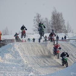 Pärnu talikross, EMV II etapp - Andero Lusbo (62), Rannar Uusna (114)
