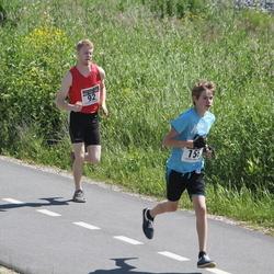7. Kõva Mehe Jooks - Maria Metsaorg (46), Jorgen Liiv (92), Carl-Hans Sammel (156)