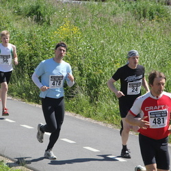 7. Kõva Mehe Jooks - Mart Vernik (24), Christopher Kalev (56), Jarno Sild (478)