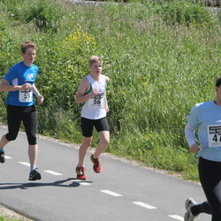 7. Kõva Mehe Jooks - Christopher Kalev (56), Robert Tammoja (59)