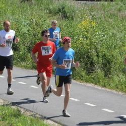 7. Kõva Mehe Jooks - Urmo Kiitam (29), Tarmo Antson (117), Siim Oras (143)