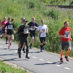 7. Kõva Mehe Jooks - Risto Ahtijainen (49), Lembit Nokkur (51), Taavi Voojärv (145), Bret Schär (179), Kaivo Kalmu (480)