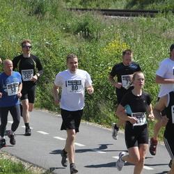 7. Kõva Mehe Jooks - Arne Pihkva (58), Oliver Kennik (80), Hannes Hermaküla (385)