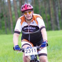 Purustaja 14. Rakke Rattamaraton - Arne Kaasik (2311)