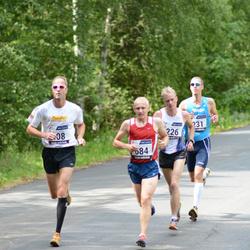 33. jooks ümber Pühajärve - Rauno Reinart (684)