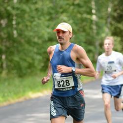 33. jooks ümber Pühajärve - Ahto Tatter (828)
