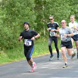 33. jooks ümber Pühajärve - Maksim Gluhhovtsenko (79)