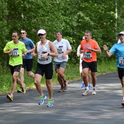 33. jooks ümber Pühajärve - Märt Jõekäär (271), Artur Kamberg (276), Andrus Kõrgvee (799)