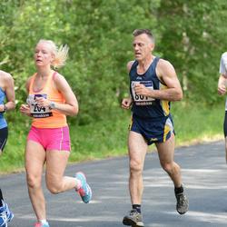 33. jooks ümber Pühajärve - Aili Sempelson (94), Merili Naaber (264)
