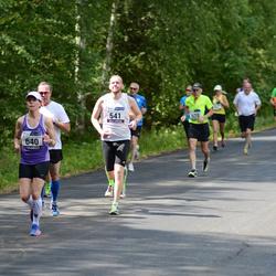 33. jooks ümber Pühajärve - Ermo Haas (541)