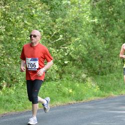33. jooks ümber Pühajärve - Aare Siilbek (706)
