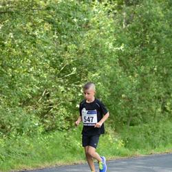 33. jooks ümber Pühajärve - Erik Hudilainen (547)
