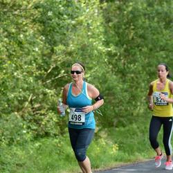 33. jooks ümber Pühajärve - Annika Ole (498)