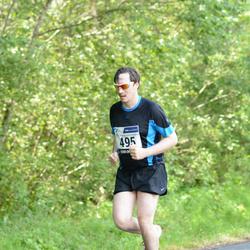 33. jooks ümber Pühajärve - Marko Sikk (495)