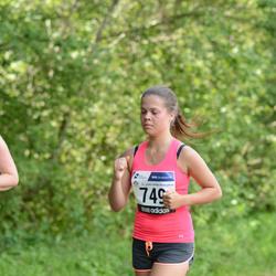 33. jooks ümber Pühajärve - Kristin Valdmets (749)