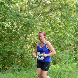 33. jooks ümber Pühajärve - Triin Vaagert (798)