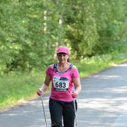 33. jooks ümber Pühajärve - Merle Reiman (683)