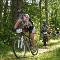Purustaja 14. Rakke Marathon - Alar Alumaa (404), Erik Salur (419)
