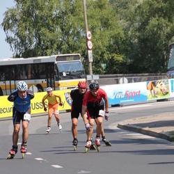 Pärnu Rullimaraton - Marek Ilves (92), Armands Petaks (123)