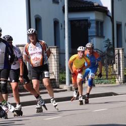 Pärnu Rullimaraton - Lembit Saart (105), Kert Kustavson (134)
