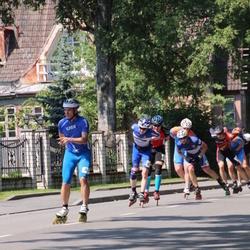 Pärnu Rullimaraton - Ahti Oks (40), Timo Sollo (67)