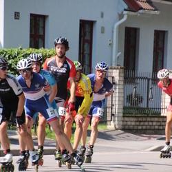 Pärnu Rullimaraton - Amper Savelyev (13), Vasiliy Karnatsky (20), Ronalds Cinks (31)