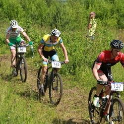 Purustaja 14. Rakke Marathon - Hanno Hansov (137), Erki Otsus (145), Alar Reiska (161)